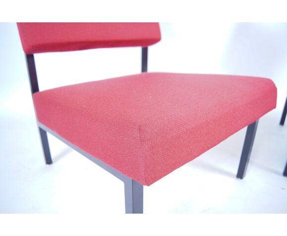Gijs van der Sluis - Jeu de 2 chaises faciles Modèle 36 ZA