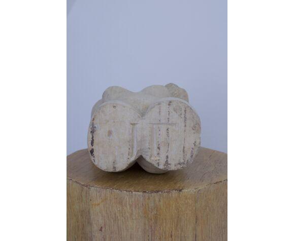 Buste en marbre