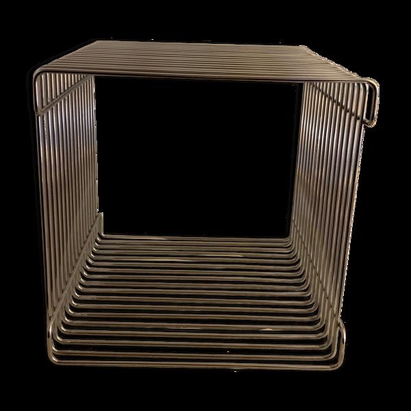 Selency Cube design Wire Montana de Verner Panton 1971