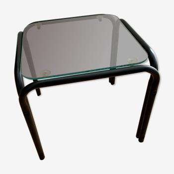 Parité table noire et verre