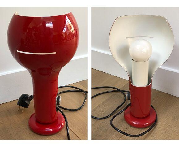 Lampe à poser Joe Colombo modèle Flash 2207