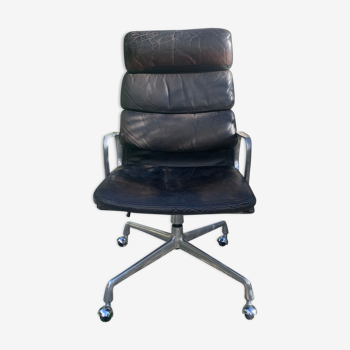 Chaise de bureau Softpad EA216, Charles Eames