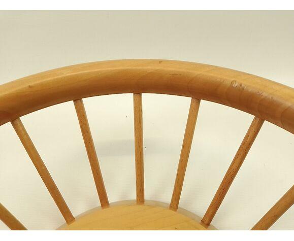 Coupe en bois diamètre 27 cm