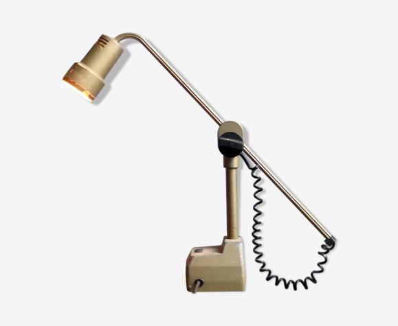 Lampe de table réglable industrielle