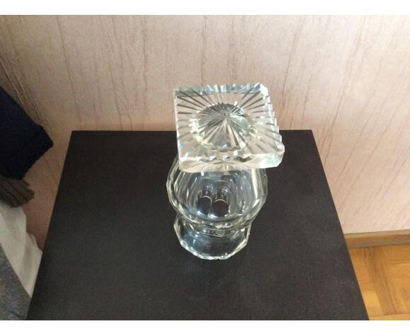 Vase en cristal