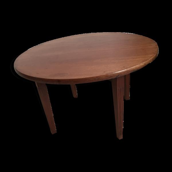 Table basse à système