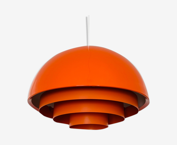 Milieu midi pendant lamp by jo hammerborg  for fog and morup