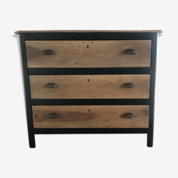 Commode campagnarde