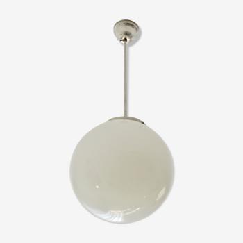 Bauhaus style pendant light, 1950