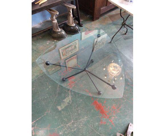 Table basse spoutnik