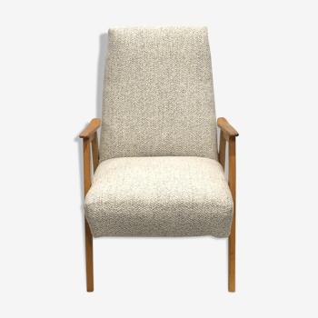 60s armchair retaped
