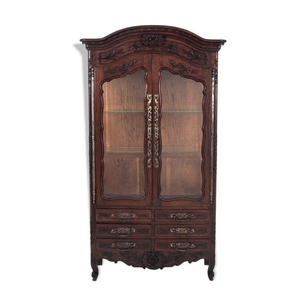 Armoire, France, vers 1880