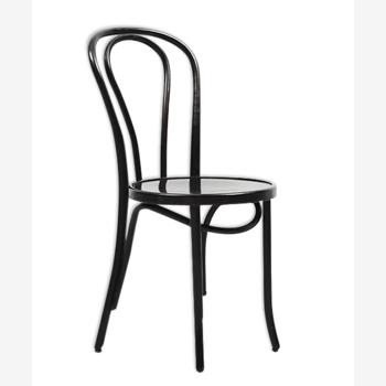 Lot de 20 chaises de bistrot noires