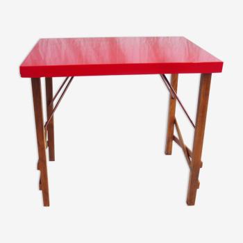 Table pliante  1950