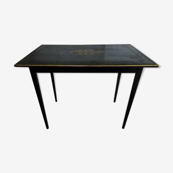 Table rectangulaire Napoléon III