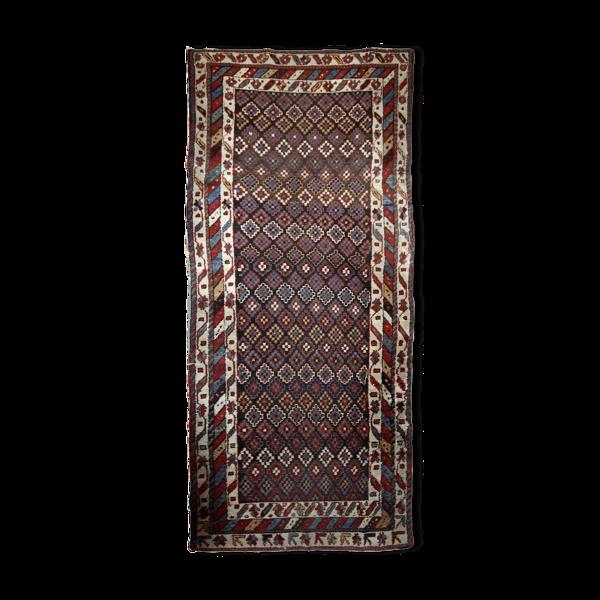 Tapis ancien Nord-ouest Persan fait main 128x177cm, 1880