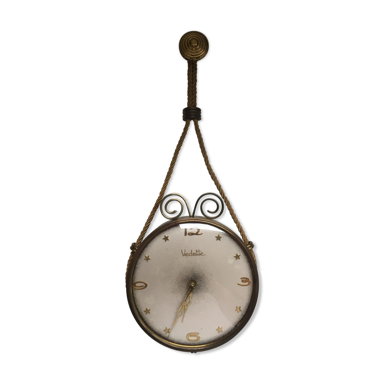 Horloge murale Vedette étoiles
