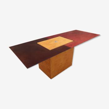 Table basse avec bar 171x65