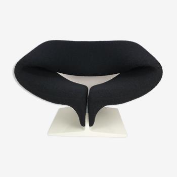 Fauteuil ruban de Pierre Paulin pour Artifort années 1960