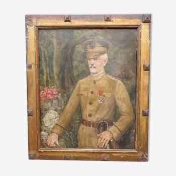 Portrait du Général Pershing