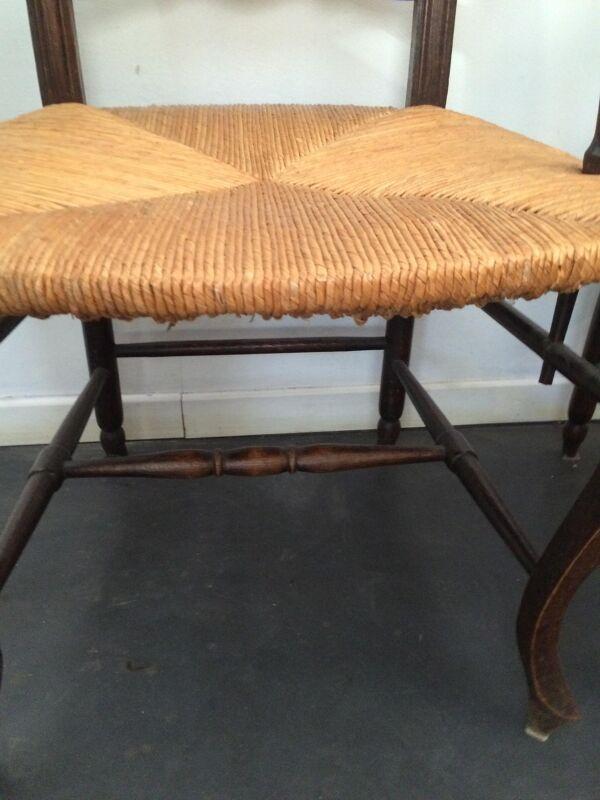Paire de fauteuil de style provençal
