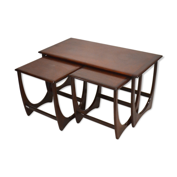 Tables gigognes double G-Plan