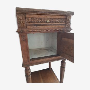 Console sculptée style Henri II