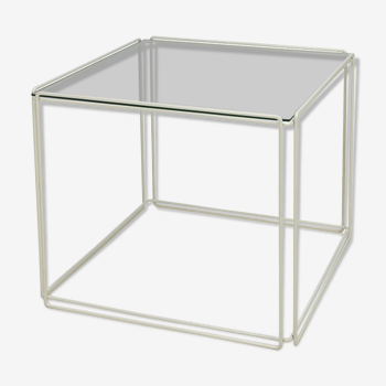"""Side table by Max Sauze """"isocèle"""" editions"""