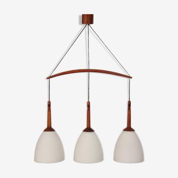 Scandinavian hanging lamp, 1960