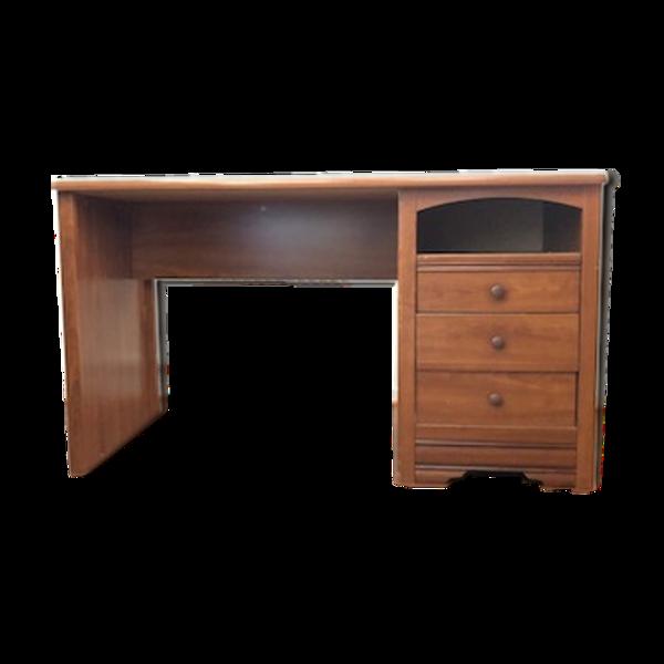 Bureau administratif avec 3 tiroirs