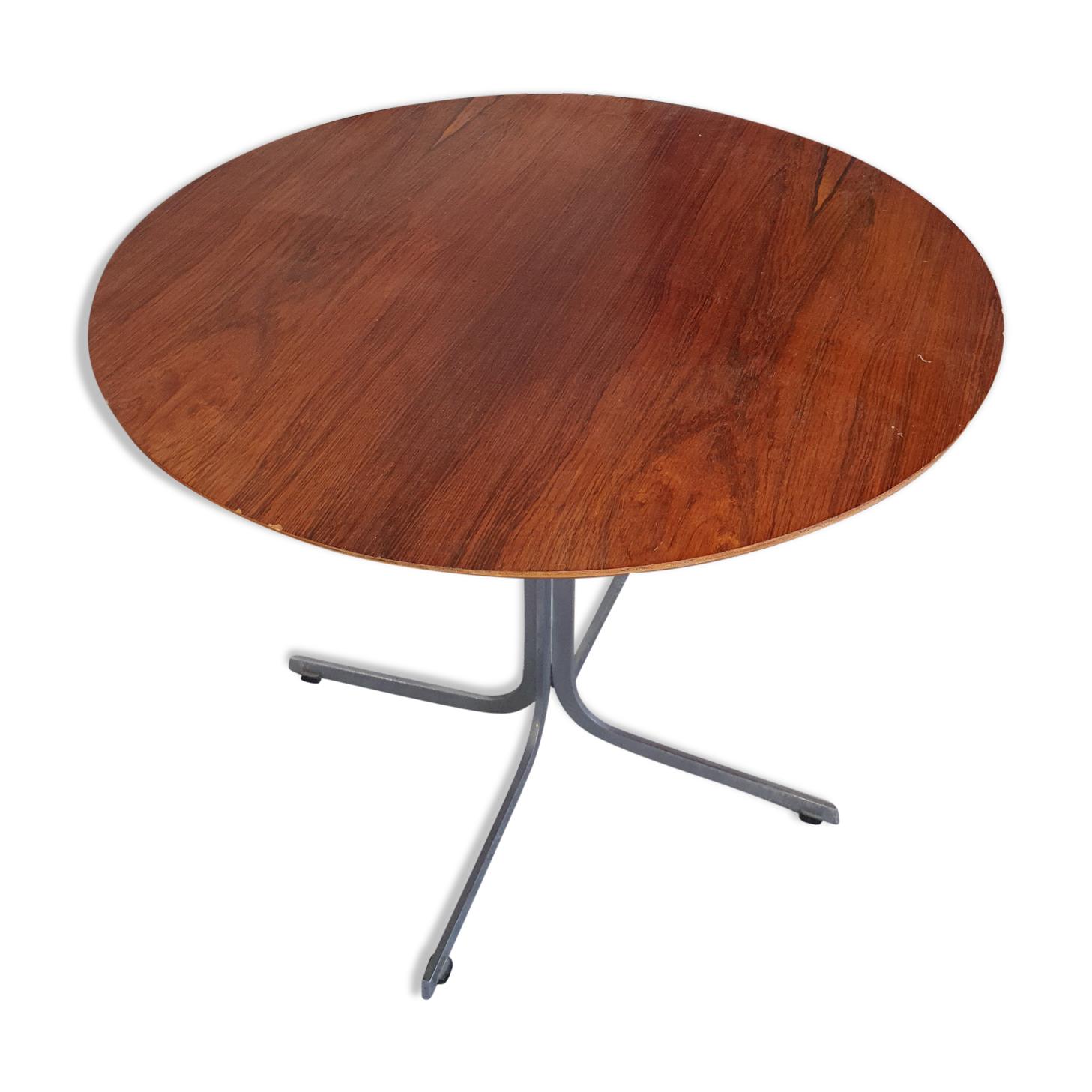 Table en palissandre par Pierre Paulin  pour Artifort 1960