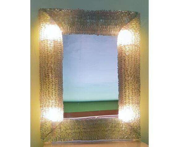 Miroir lumineux 84 x 66