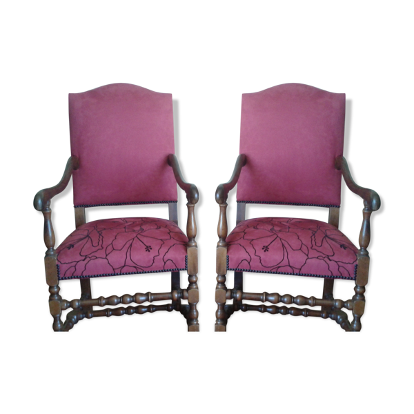 Selency Fauteuils Louis XIV