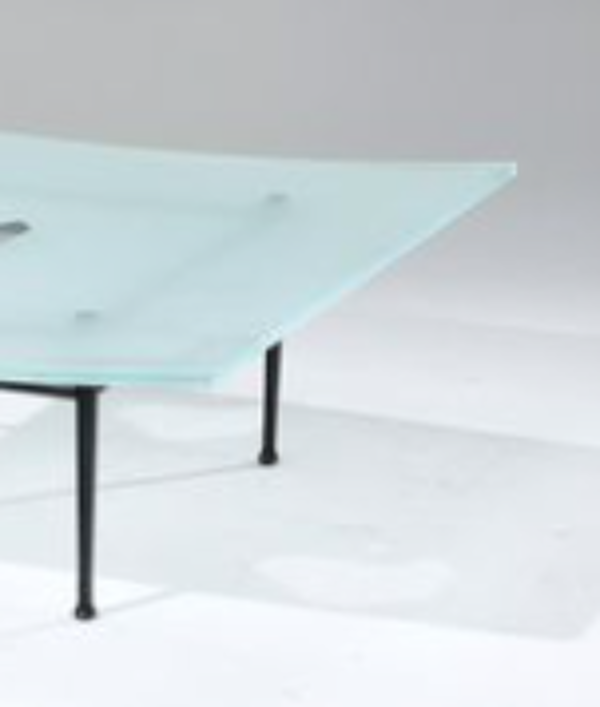 Table basse Pascal Mourgue édition Artelano