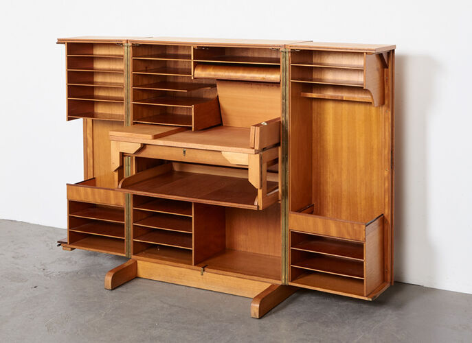 Bureau Mummenthaler & Meier 'Desk' Suisse 1928  années 1950