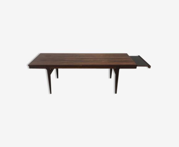Table basse danoise en palissandre