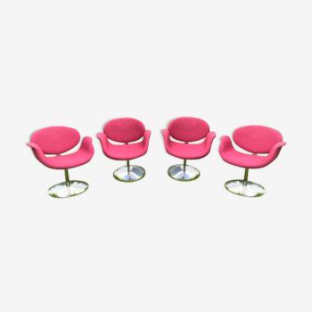 Chaises Pierre Paulin tulip chair Artifort