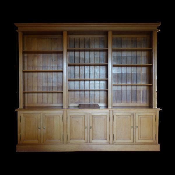 Bibliothèque palissandre