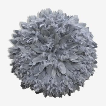 Juju hat Plumes bohèmes gris souris