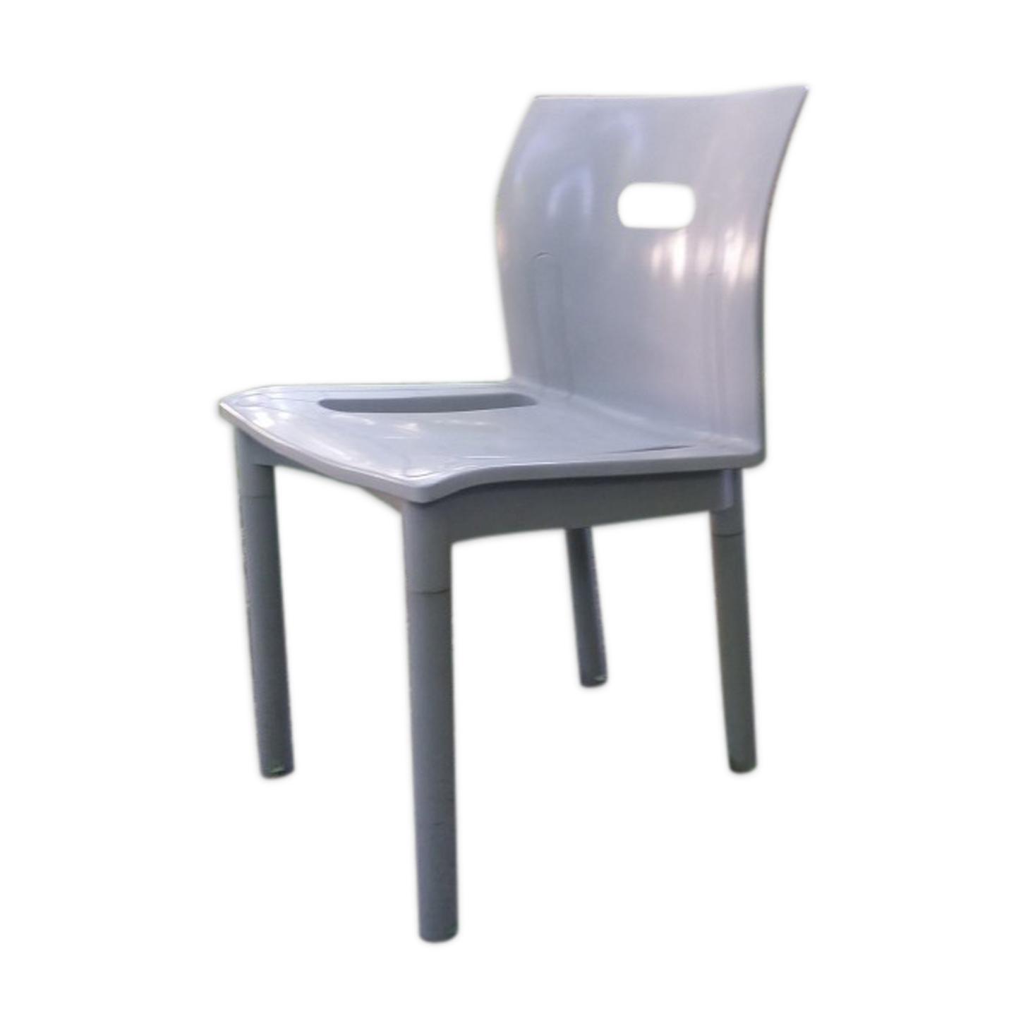 Chaise salon de jardin Anna Castelli Kartell vintage années 80 Design