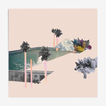 Collage Swimming Pool n.1