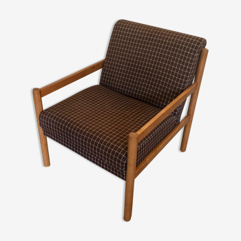 Scandinavian beech chair