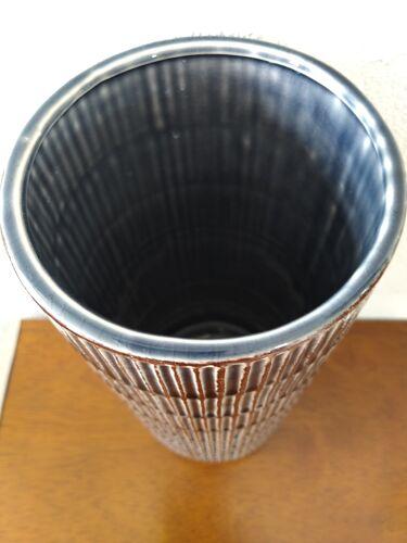 Vase en céramique art déco