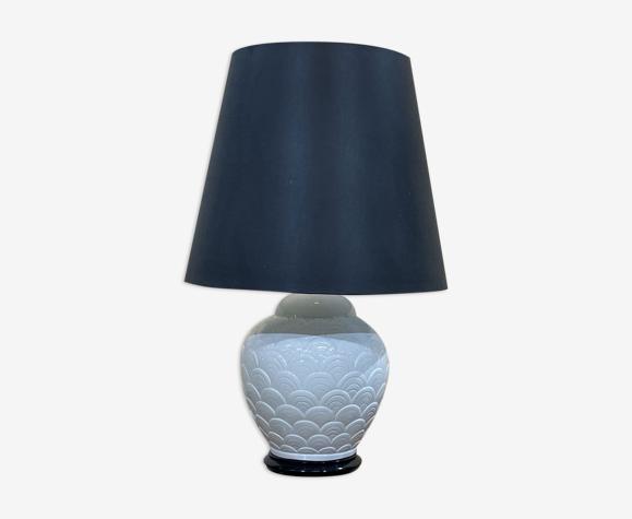 Lampe ananas des années 1980