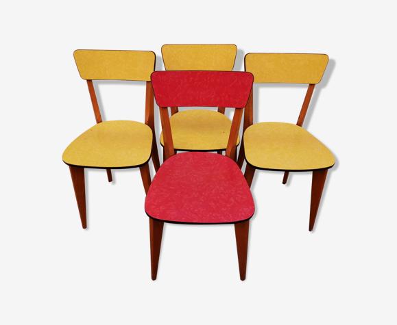 Set de chaises vintage