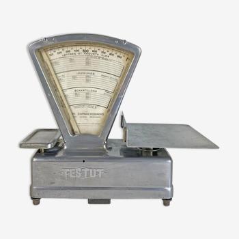 Balance de tri postal vintage 1950