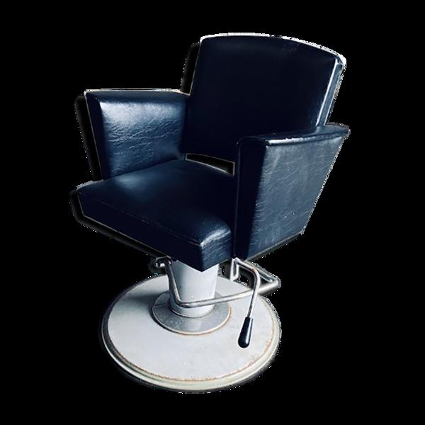 Selency Fauteuil de barbier ou de coiffeur vintage années 50/60