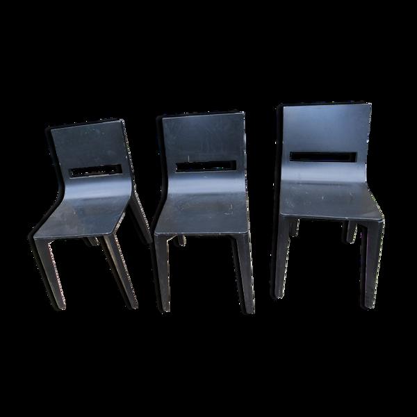Selency Set de 11 chaises Baumann