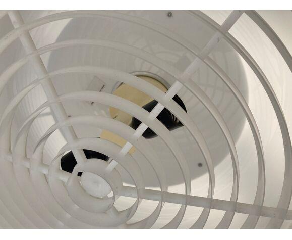 Suspension blanche par Anders Pehrson pour Atelje Lyktan