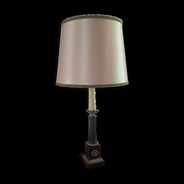 Lampe de style empire